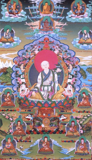 Five Sakya Founders